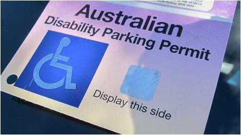 Can-Do-Ability: Demerit Points for Parking in Disabled Parking Space Illegally